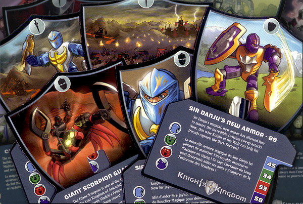 Knights Kingdom 2005 Trading Cards